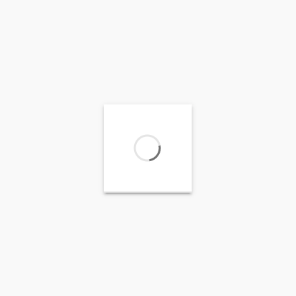 Customizable progress spinner