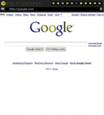 3. Google w/ Protanopia