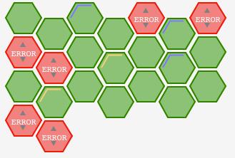Hexagon mode