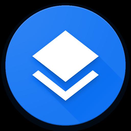 PaperMenuButton icon
